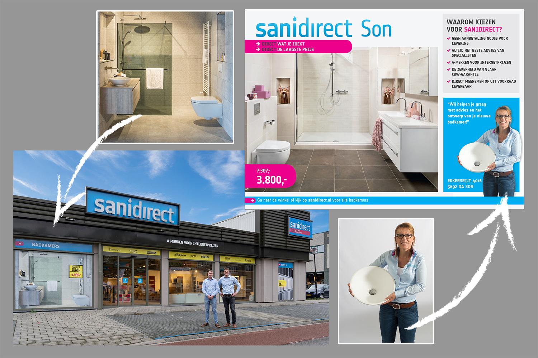 Bedrijfsfotografie voor Sanidirect Nederland
