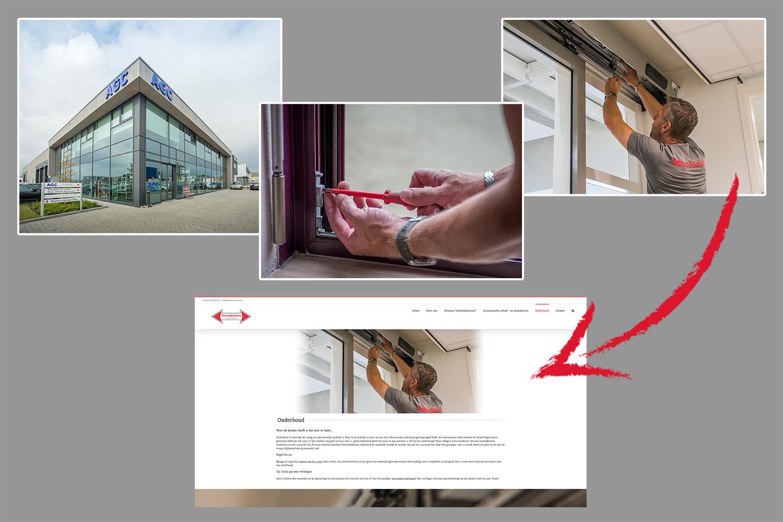 Bedrijfsfotografie voor Techno-Solutions
